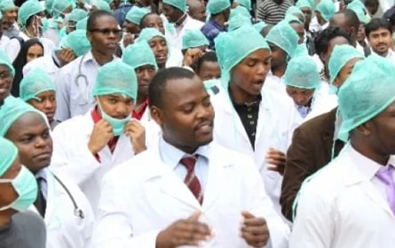 nigerian doctors relocating canada