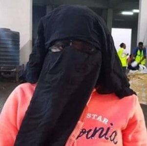 nigerian woman gang raped libya
