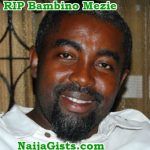 nollywood actor dies sleep surulere lagos