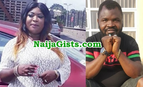 nollywood actress pregnant ambassador wahala