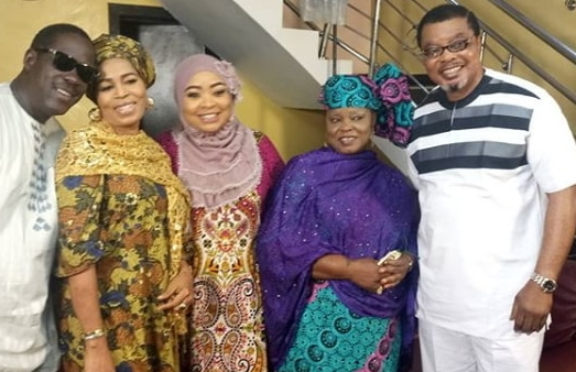 nollywood reunion