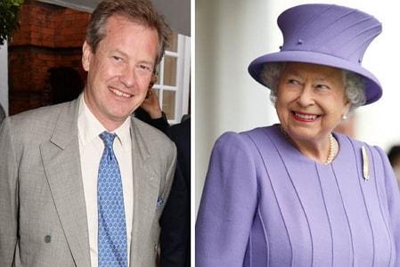 queen elizabeth gay cousin