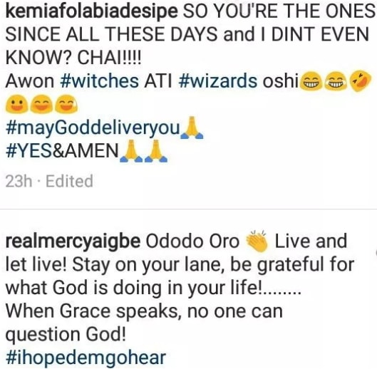 toyin aimakhu witch