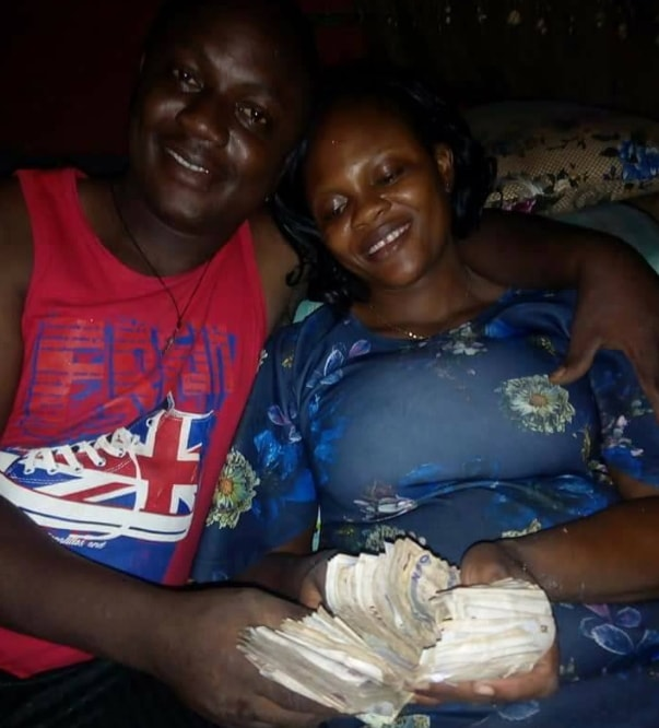 woman saved n147K in a box 2 years