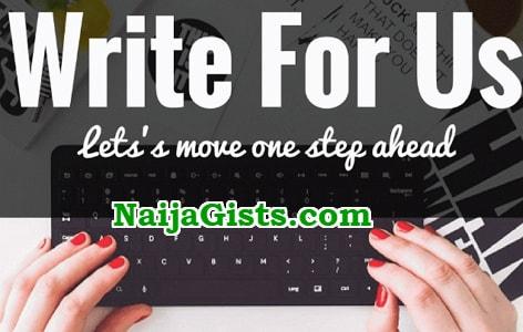 write for us nigeria
