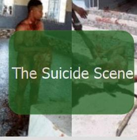 yahoo boy stabs self death delta state