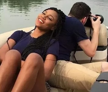 yvonne nelson dumped baby daddy