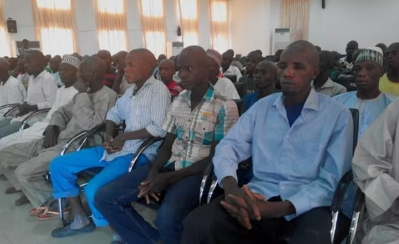 111 boko haram suspects freed niger state