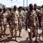 13 nigerian soldiers sentenced death
