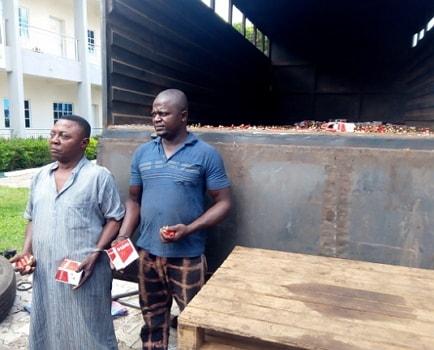 200 000 live ammunition niger state