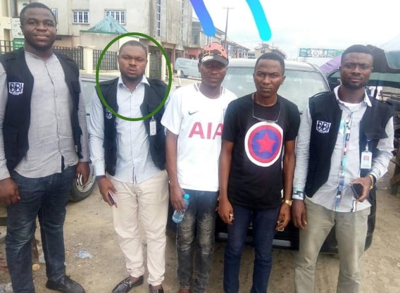 6 SARS officers arrested delta state