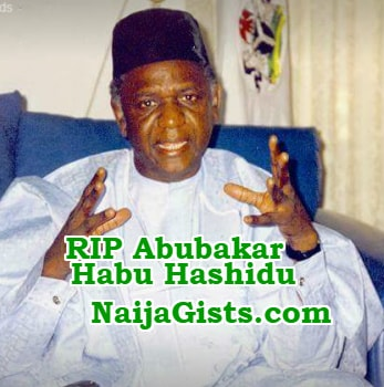 first governor gombe state dead
