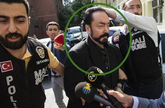 Adnan Oktar Harun Yahya Arrested