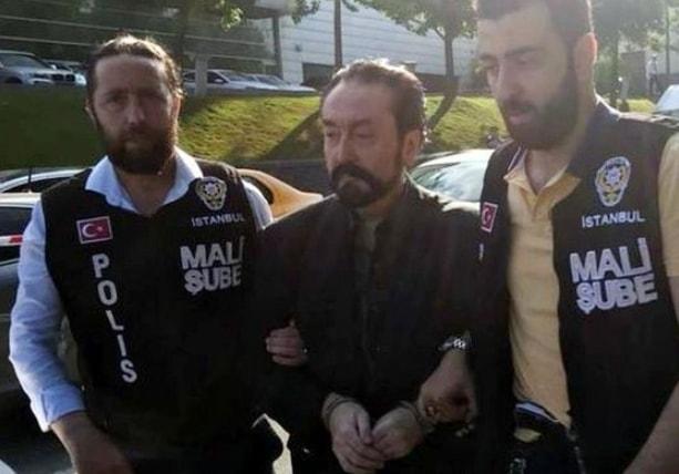 Harun Yahya Arrested In Turkey