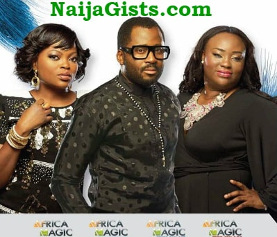 Africa Magic Nollywood Stars Pop Up Channel