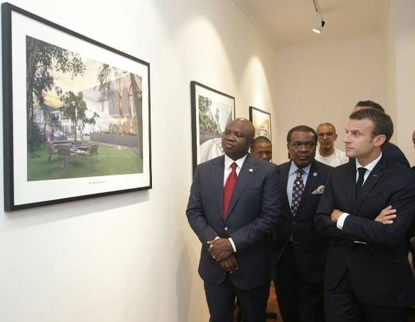 Alliance Francaise Center In Ikoyi Lagos