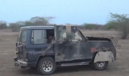 boko haram video attack military base yobe