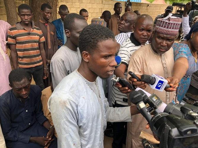 boko haram commanders coordinated chibok girls abduction arrested