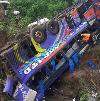 bus accident abuja
