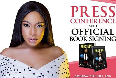 chika ike autograph book signing