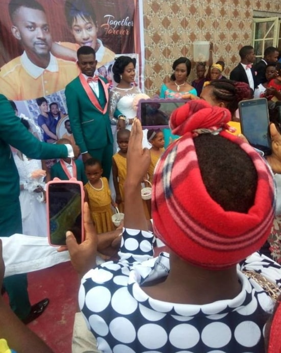 deaf dumb couple wed akwa ibom state