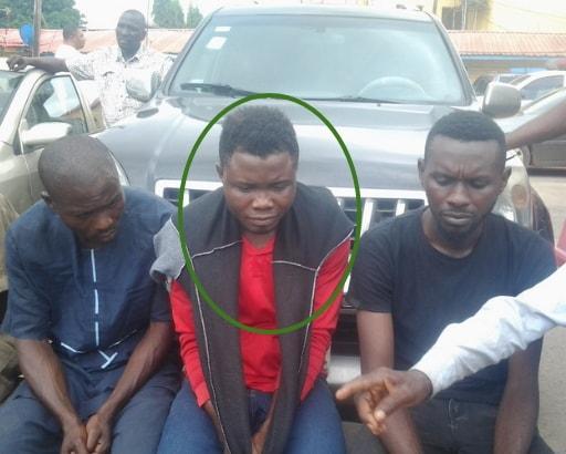 driver sells toyota prado for 50 000 naira