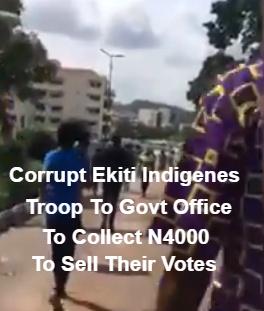 ekiti pdp pay voters N4000