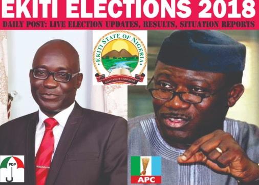 fayemi wins ekiti 2018 election