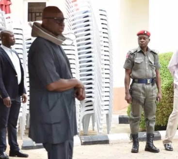 fayose security aides withdrawn