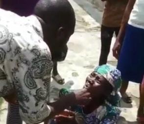 female kidnapper egbeda lagos