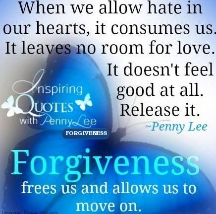forgiveness long life quotes