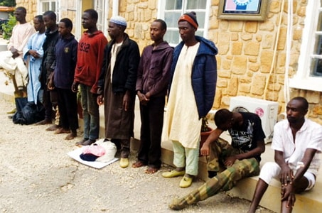 fulani herdsmen arrested plateau killings