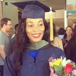 georgina onuoha graduates masters degree