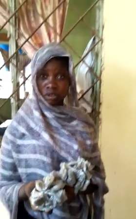 girl selling drug college students kano