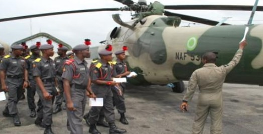 how to join nigerian air force