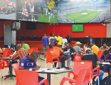 how to start a football viewing center nigeria