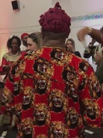 igbo australian woman wedding melbourne