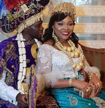iya marriage kalabari tribe
