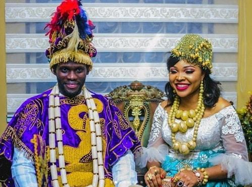 iya marriage kalabari bride