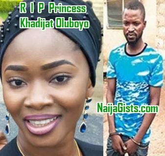 khadijat oluboyo ghost exposes killer