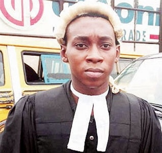 nigerian law school drop out arrested lagos
