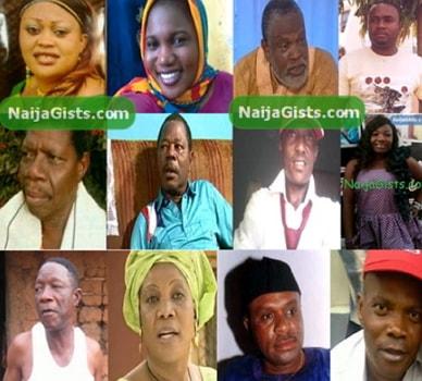 list nigerian actors actresses died dead