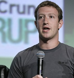 mark zuckerberg net worth reduces