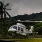 naf chopper surveillance ekiti governor house