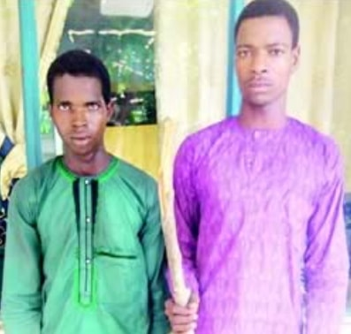 newly married arrested robbery niger state