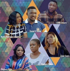 nigerian actors instagram accounts profiles handles