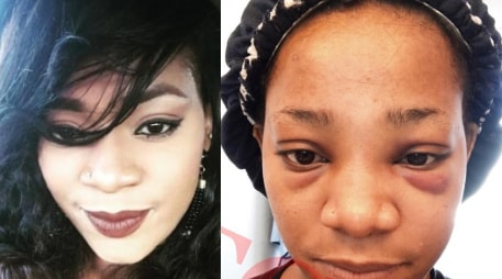 nigerian actress divorces american husband