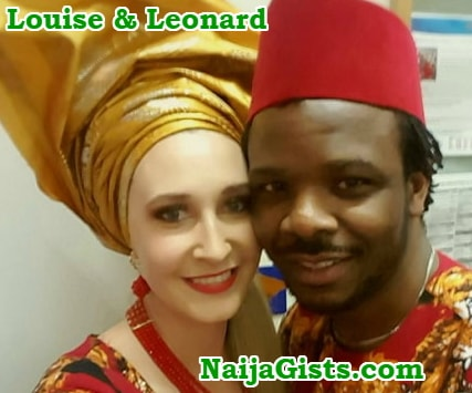 nigerian marries white australia