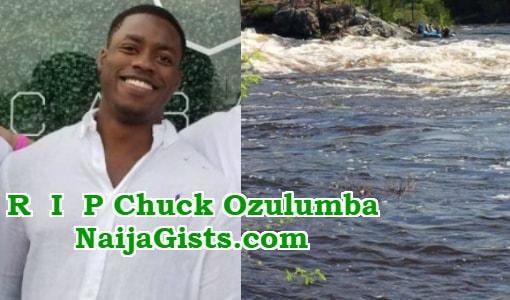 nigerian student drown ottawa river