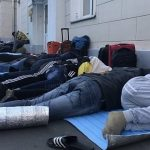 nigerians stranded moscow evacuated